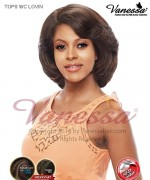Vanessa TOPS WC LOVIN - Synthetic SUPER WC-SIDE LACE PART Lace Front Wig