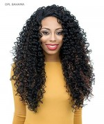 Diana Deep Part Synthetic Lace Front Wig - DPL BAHAMA