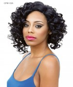 Diana C Part Synthetic Lace Front Wig - CPW GIA
