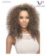 Vivica Fox  FHW-SOPHIA - Synthetic Express Half Wig