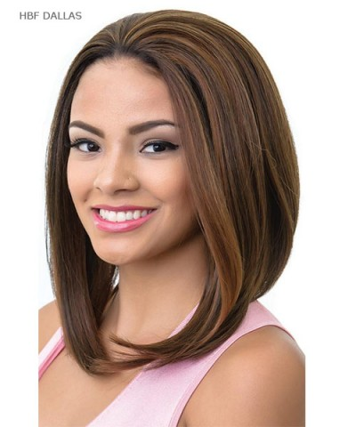 Diana Brazilian Secret Human Blend Hair Half Wig - HBF DALLAS