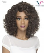 Vivica Fox PISCES - Synthetic Invisible Side Part Lace Front Wig