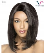 Vivica Fox  SHERI - Remi Human Hair Invisible Side Part Lace Front Wig