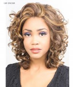 Diana  Synthetic Lace Front Wig - LW OSCAR