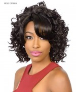 Diana Pure Natural Synthetic Full Wig - WIG OPRAH