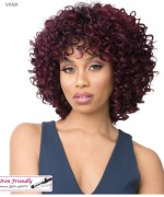 It's a wig Synthetic Full Wig - VANA