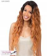 It's a wig Synthetic  Full Wig - SUN DANCE