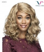 Vivica Fox DEMITA - Synthetic Invisible Side Part Lace Front Wig