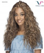Vivica Fox ISADORA - Synthetic Duch Braid on Front Top Lace Front Wig