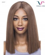 Vivica Fox  LILLY - Synthetic Invisible Center Part Lace Front Wig