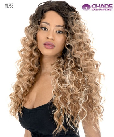 New Born Free Lace Front Wig - MLF53 MAGIC LACE FRONTAL WIG 53 Synthetic Lace Front Wig