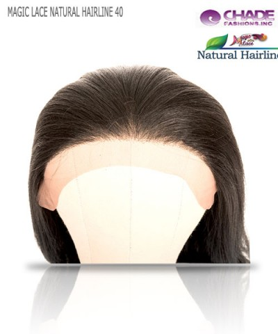 New Born Free Lace Front Wig - MLN40 NATURAL HAIRLINE 40 Synthetic Lace Front Wig