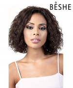 Beshe 100% Brazilian  Remi Human Hair  Lace Front Wig - HBR-L.RORY