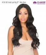 "New Born Free - A9360D Ali 9A 360 Frontal Lace Wig 20"" - Body Wave"