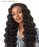 Sensationnel  Synthetic Hair Piece  LuLuTress -OCEAN WAVE  18""