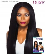 Outre Synthetic Lace Front Wig Lace Swiss  X - VIXEN YAKI