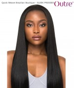 Outre Synthetic Half Wig Quick Weave  Brazilian Boutique - SLEEK PRESSED
