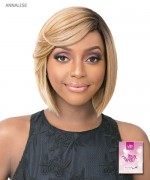 It's a wig Synthetic  Full Wig - SIMONE