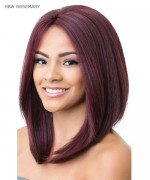 Diana Brazilian Secret Human Blend Hair Lace Front Wig - HBW ROSEMARY
