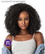 Sensationnel Synthetic Half Wig  Curls Kinks & CO -THE GAME CHANGER