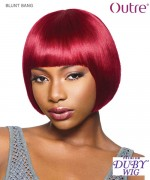 Outre Synthetic Full Wig - Duby -  BLUNT BANG