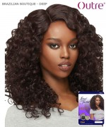 Outre Synthetic Lace Front Wig Brazilian Boutique - DEEP