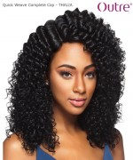 Outre Synthetic Full Wig  Quick Weave Complete Cap - THALIA