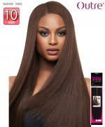 Outre Human Hair Weave Extension - Sasha  YAKI 10