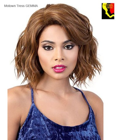 Motown Tress GEMMA - Futura Synthetic Wig