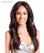 Diana 2-IN-1 Styles Synthetic Lace Front Wig - LW LOVE STORY 3
