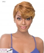 It's a wig Synthetic Real Hair Line Part Full Wig - ORIA