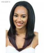 Diana Bohemian Synthetic Half Wig - HFW BUMP 20
