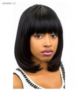 Diana Pure Natural Synthetic Full Wig - ASHANTI 12
