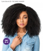 Sensationnel  Synthetic Lace Front - Curls Kinks & CO -THE GAME CHANGER