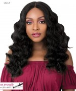 It's a wig Synthetic IRON FRIENDLY Full Wig - LAILA