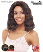 Vanessa TOPS WC LEJOH - Synthetic Express Swissilk Lace Wider C Side Part Lace Front Wig