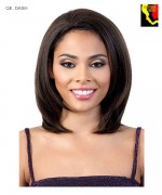 Motown Tress Half Wig - Synthetic Quick N Easy QE. DASH