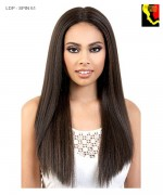 Motown Tress Synthetic Spin Part Lace Front Wig - LDP-SPIN 61