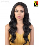 Motown Tress Synthetic Spin Part Lace Front Wig - LDP-SPIN 62