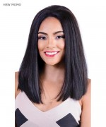 Diana Brazilian Secret Human Blend Hair Lace Front Wig - HBW MOMO