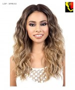 otown Tress Synthetic Spin Part Lace Front Wig - LDP SPIN 63