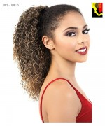Motown Tress Synthetic Do Ponytail - PD WILD