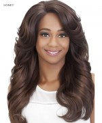 Vivica Fox HONEY - Synthetic Invisible Lace Front Wig