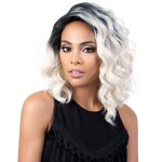 Beshe  Synthetic Lace Front Wig - CURVED DEEP PART - DP.ZEN