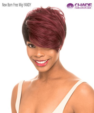 New Born Free Synthetic Full Wig - YANDY 4049