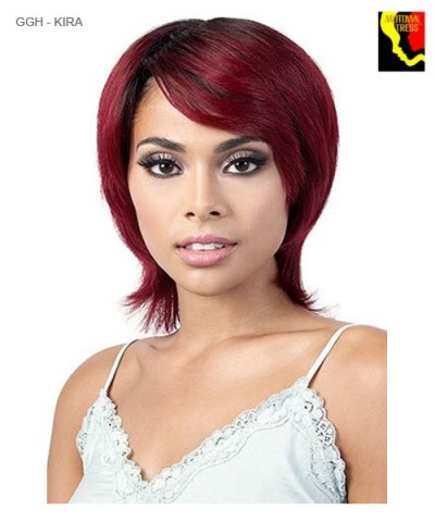 Motown Tress Full Wig - Human Hair GO GIRL  GGH-KIRA