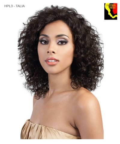 Motown Tress Human Hair 13x2 Hand Tied Lace Front Wig - HPL3.TALIA