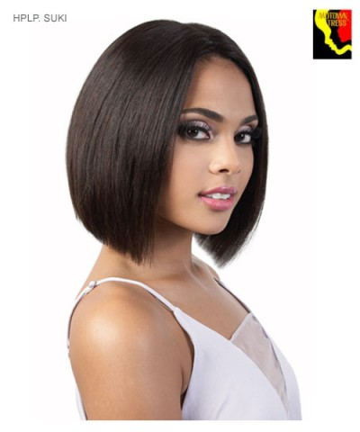 Motown Tress Persian Human Hair  Deep Part Lace Front Wig - HPLP. SUKI