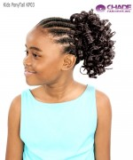 New Born Free Hair Piece - Kids Ponytail KP03