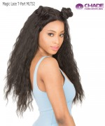 New Born Free Synthetic Lace Front Wig - Magic Lace T-Part MLT52